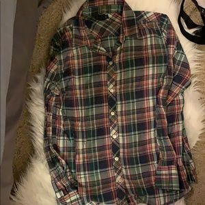 Plaid Longsleeve Button Up by Lucky Brand